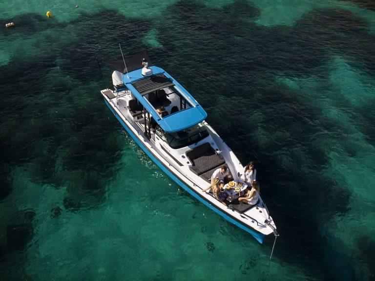 08/11/2018 Photo Shooting at Axopar-Brabus and Nimbus boats in Mallorca © Carlo Baroncini Photography